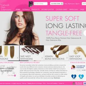 Catwalk – eCommerce Web Design with Joomla and Virtuemart
