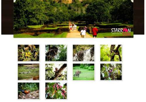 Starron Tours – Tourism Website CMS Joomla Project