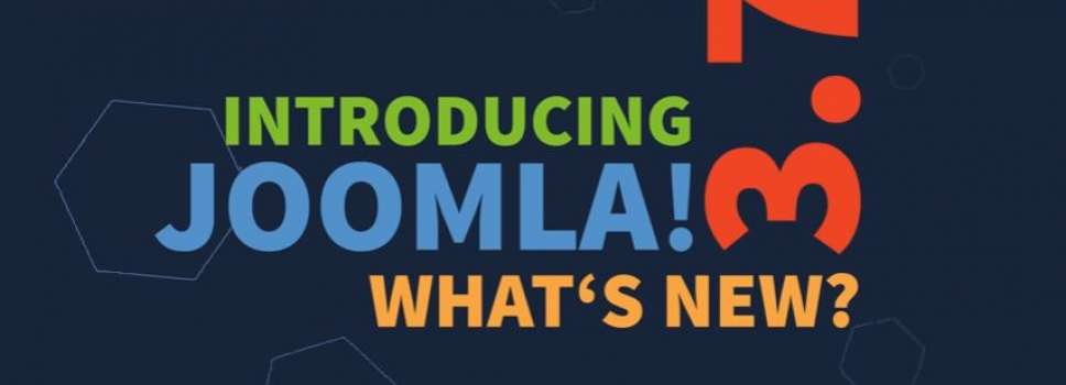 Joomla! 3.7 is coming!  More than 700 improvements and 40 brand new features