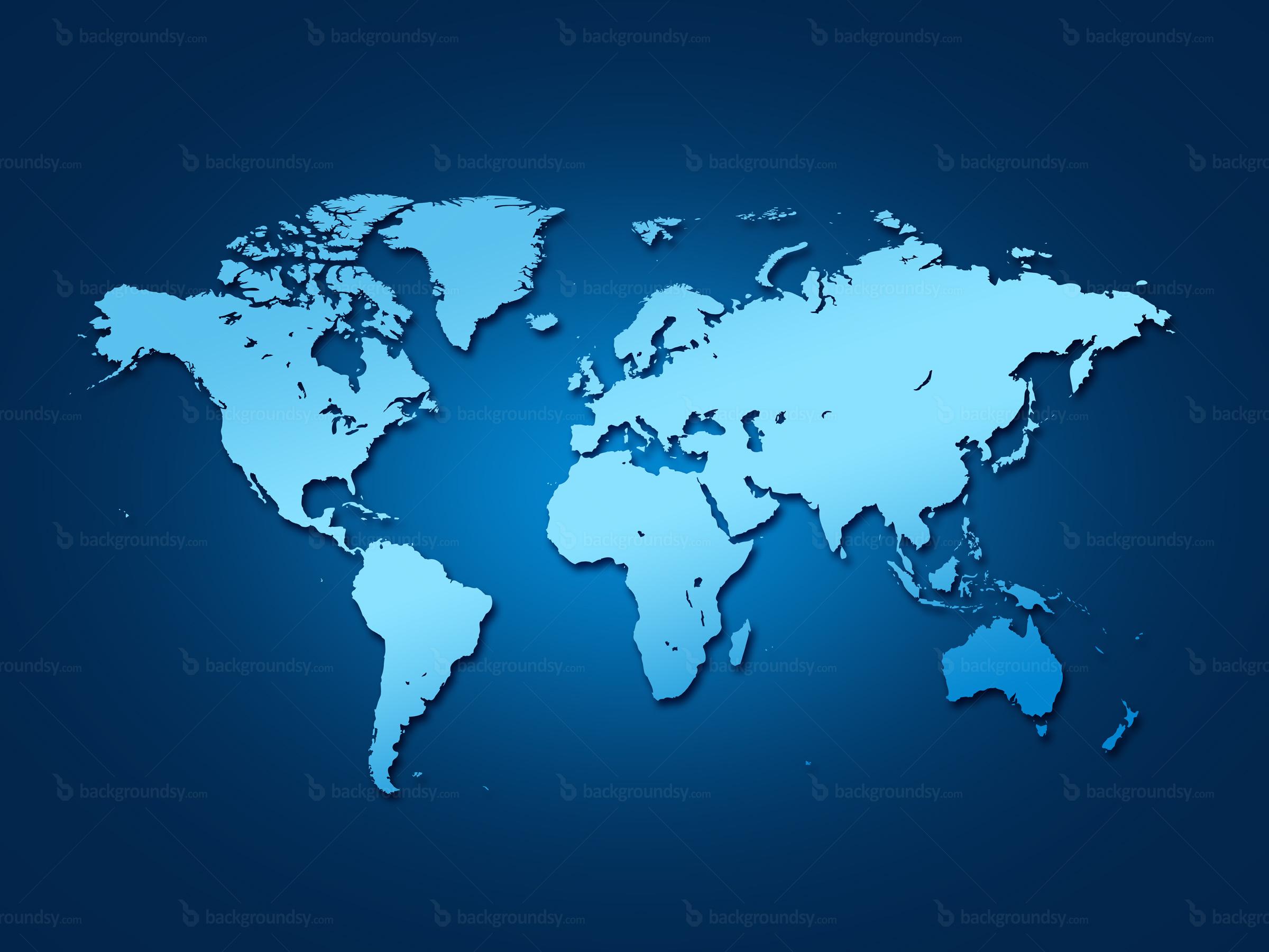 blue-world-map - Lanka Websites